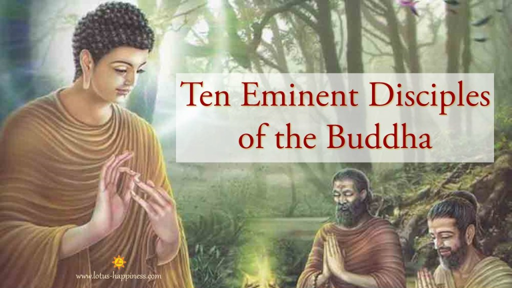 ten-eminent-disciples-of-the-buddha