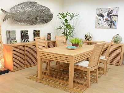 meubles de salle a manger bois massif