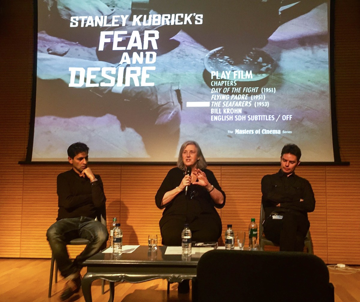 Research Fortnight Launch 2016 : three rare Kubrick screenings 7 March 16