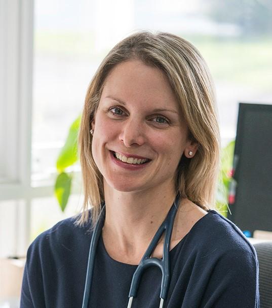 Dr. Caitlin O'Mahony