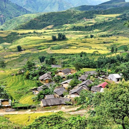 North Vietnam Off The Beaten Track