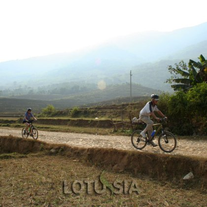 Best 4 Day Cycle Vietnam Mai Chau Pu Luong Tam Coc