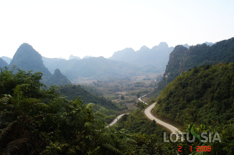 Cao Bang Travel Highlights in 3 Days Tour