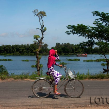 Best 3 Day Cycling Chau Doc to Saigon