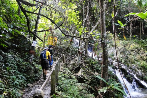 Chiang Dao Hilltribe Villages Trekking Day Tour