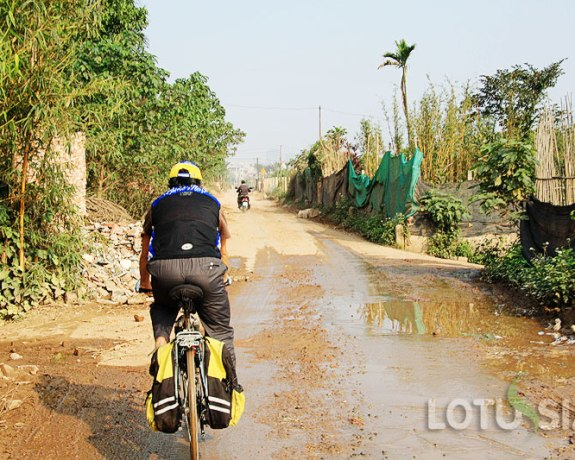 Luang Prabang Cycling Day Tour