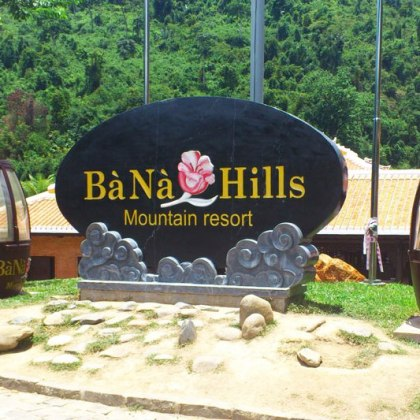 Da Nang Half Day Tour to Ba Na Hills
