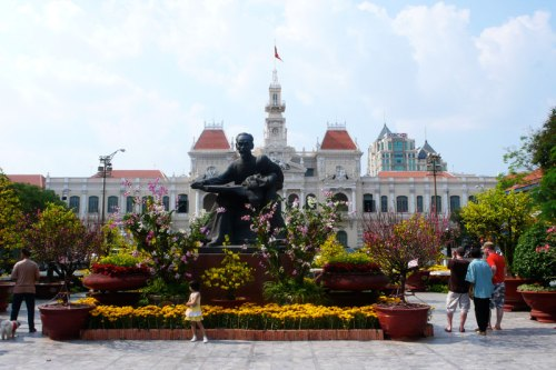 Saigon City Tour Half Day