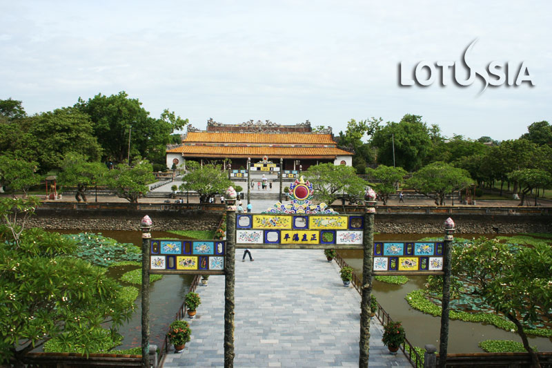 Hue City Tour Day Trip