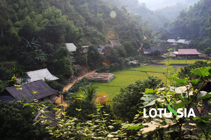 Best 2 Day Mai Chau Pu Luong Trekking Tour