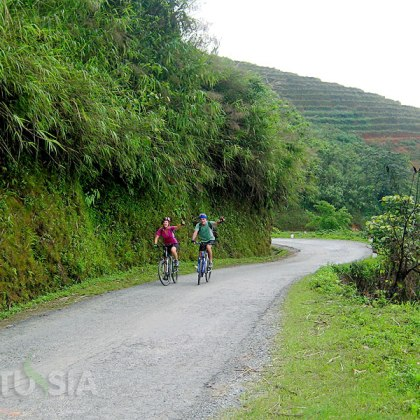 Biking North Vietnam Tour