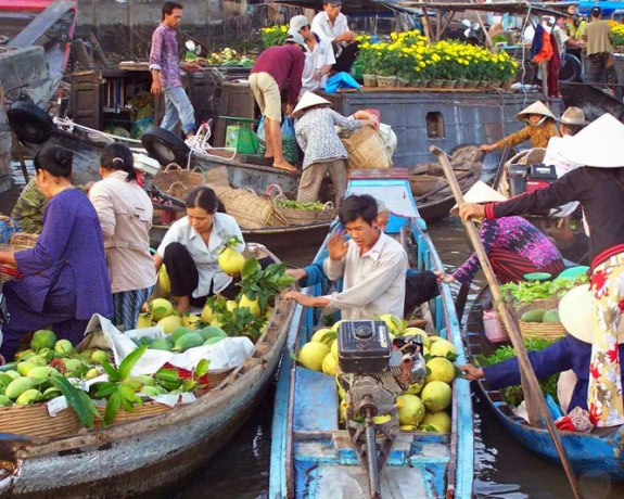 Mekong Delta 3 Day Itinerary