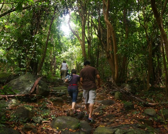so ray plantation con dao trekking
