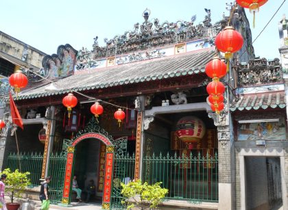 thien hau temple pagoda ho chi minh city