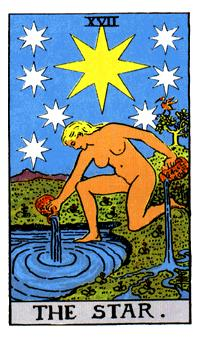 Image result for the star tarot