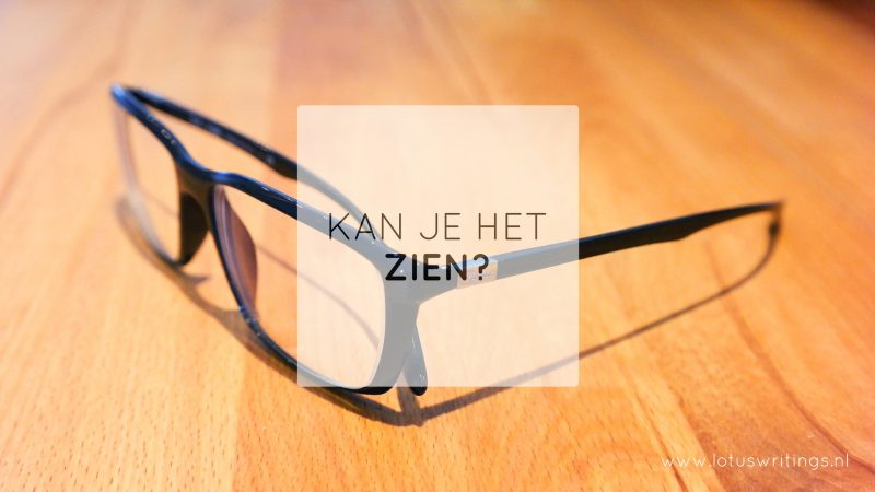 waarop moet je letten als je kind een bril krijgt