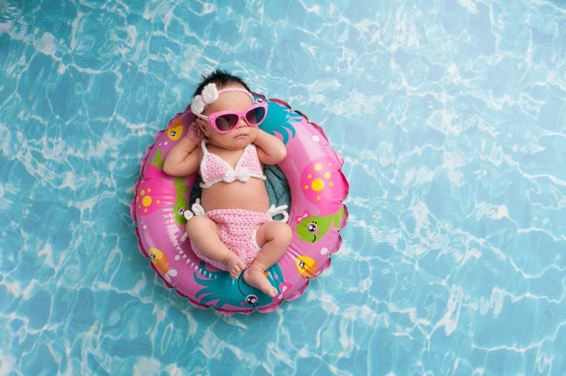 wat moet je weten over babyzwemmen
