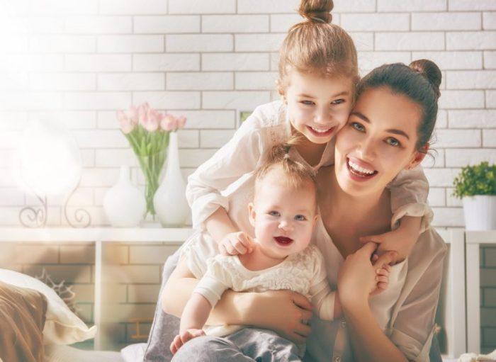 Moeder worden