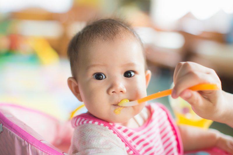 gezonde babyvoeding tips maken recepten