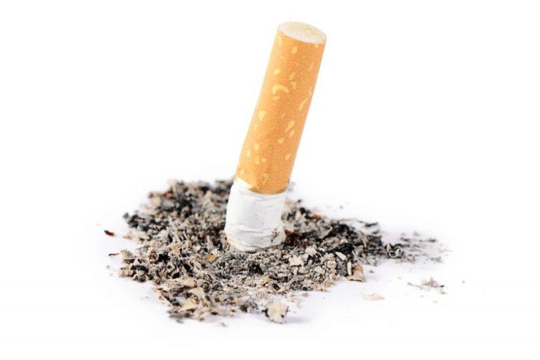 verslaafd aan roken