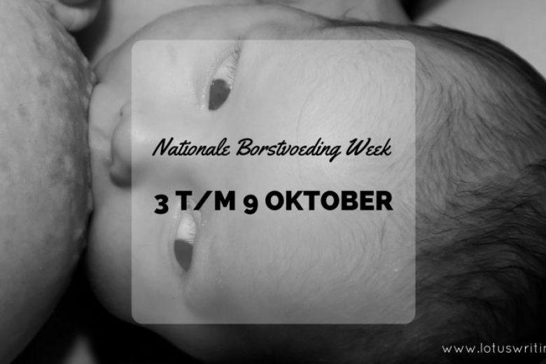 nationale borstvoeding week