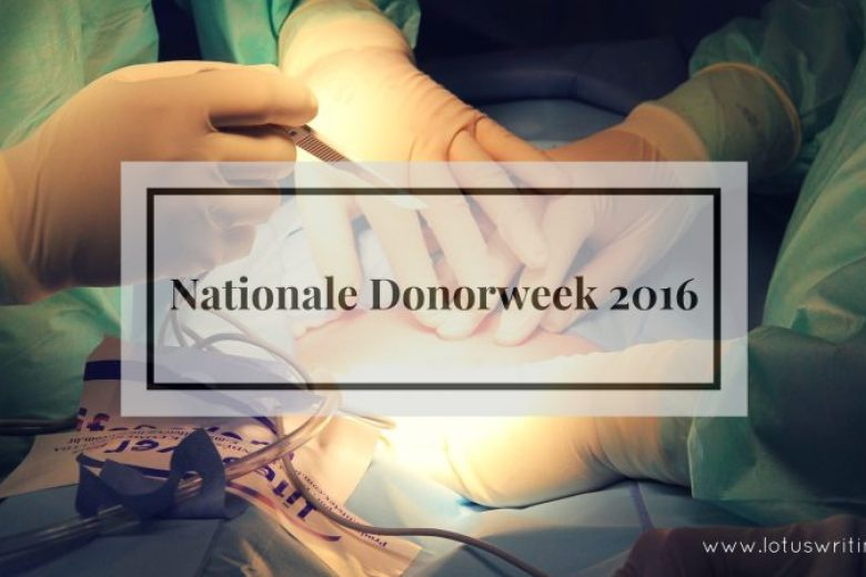 nationale donorweek