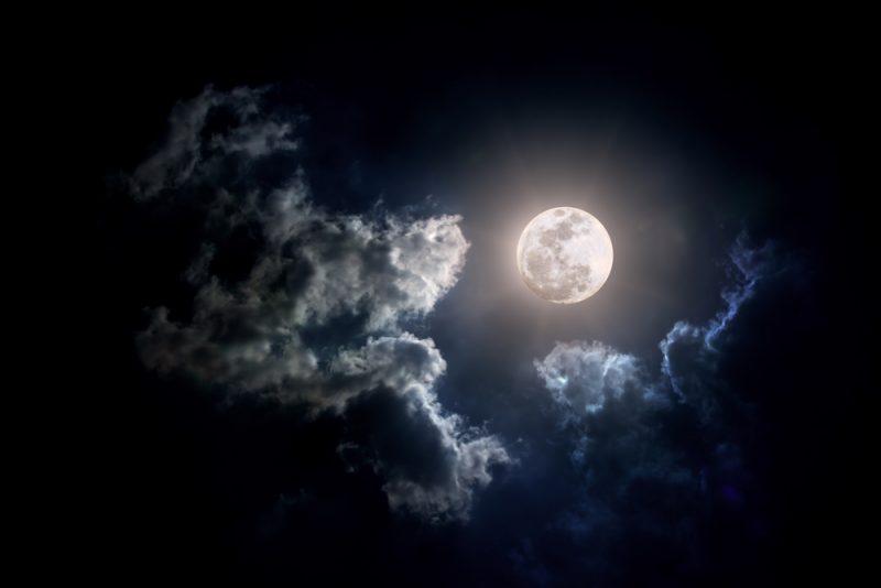 invloed volle maan op gedrag kinderen