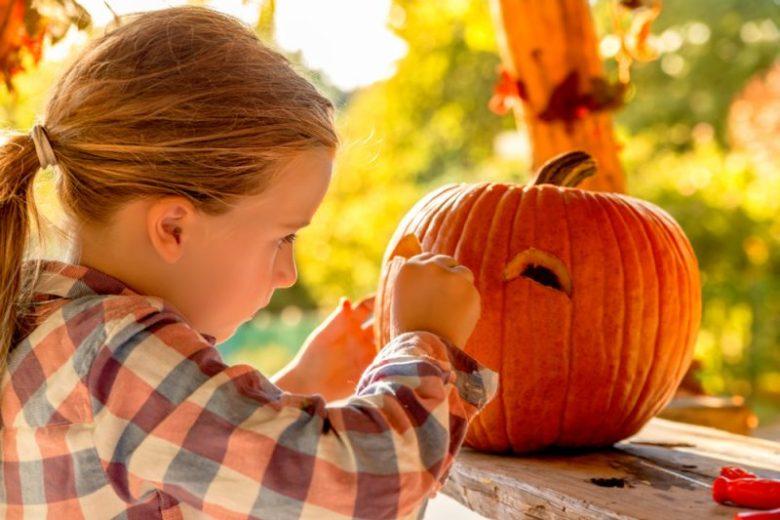 simpele knutseltips Halloween