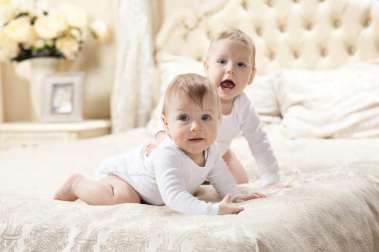 hoe bereid je een baby voor op een nieuwe baby?