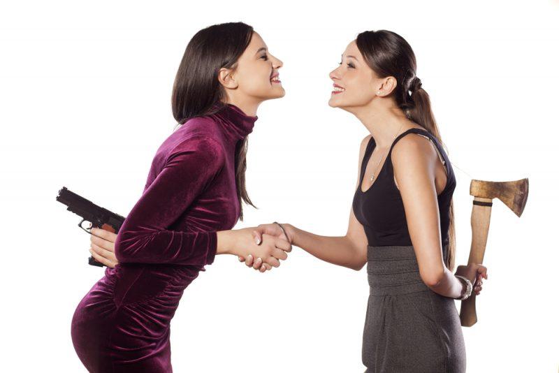 mag je je dochters keus in vriendschap sturen