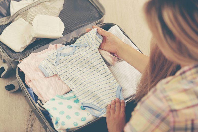 checklist vluchtkoffer bevalling