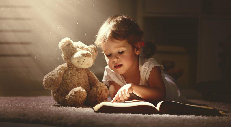 Favoriete Kinderboeken Tag