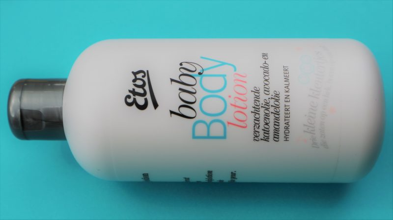 goodiebag baby etos bodylotion