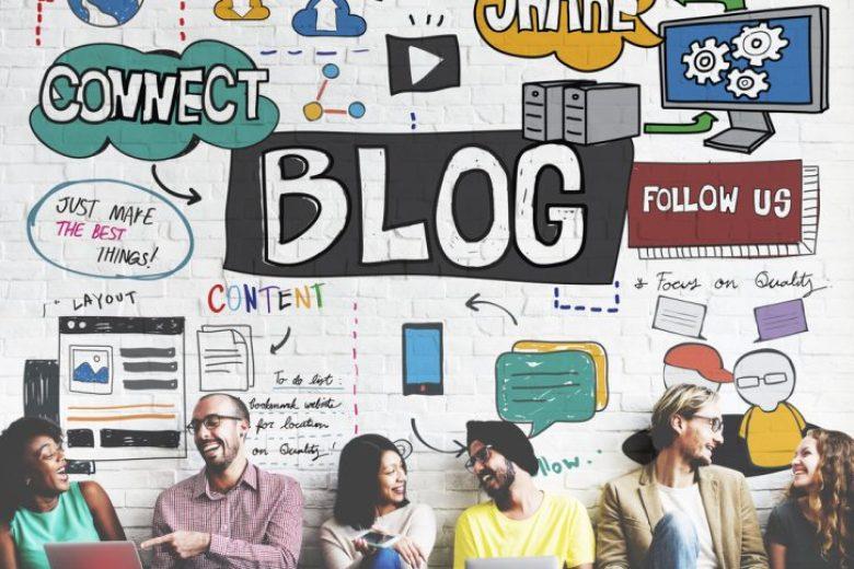 typisch voor bloggers