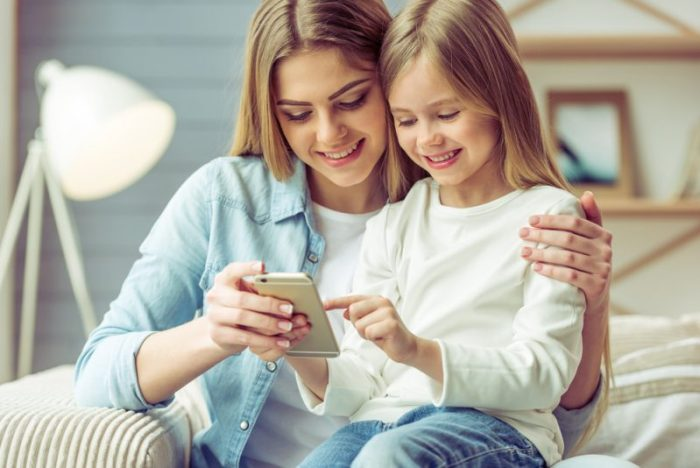 smartphone op de basisschool
