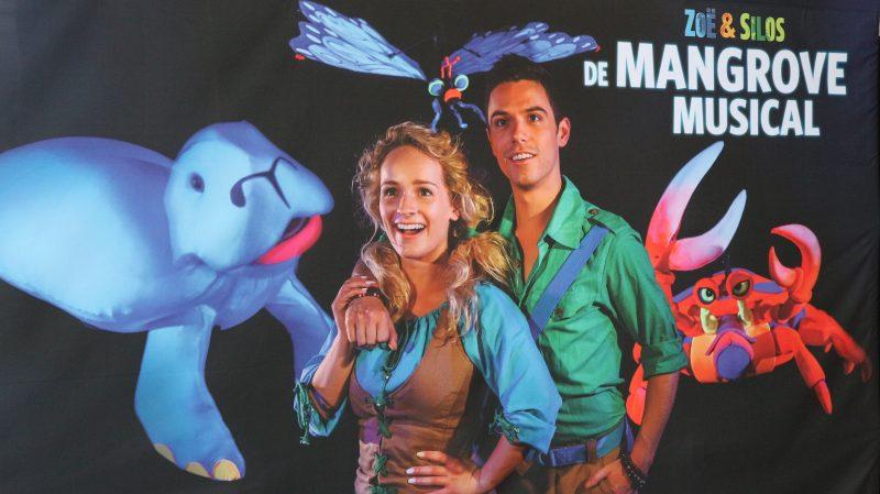 Zoë & Silos - de Mangrove musical