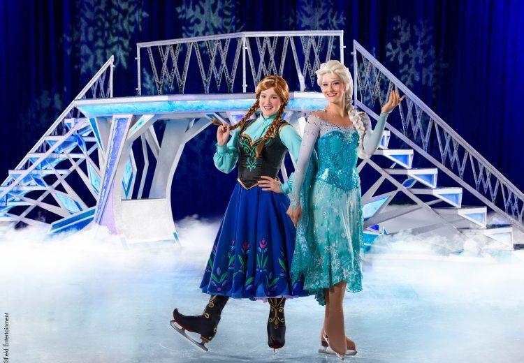 Disney on Ice Betoverende Werelden