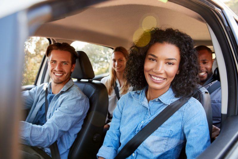 verzekeren van een deelauto