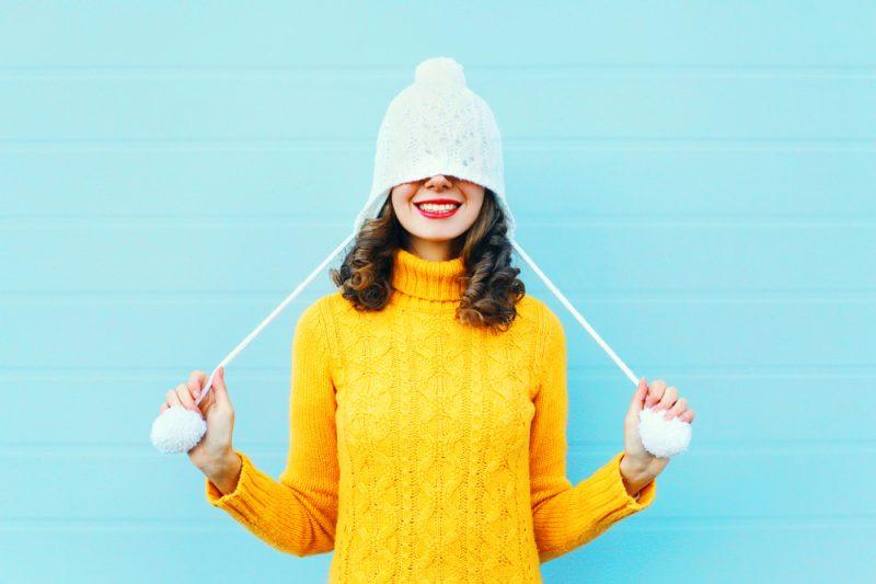 bescherm jezelf tegen de kou