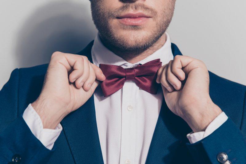 kledingvoorschriften bruidegom