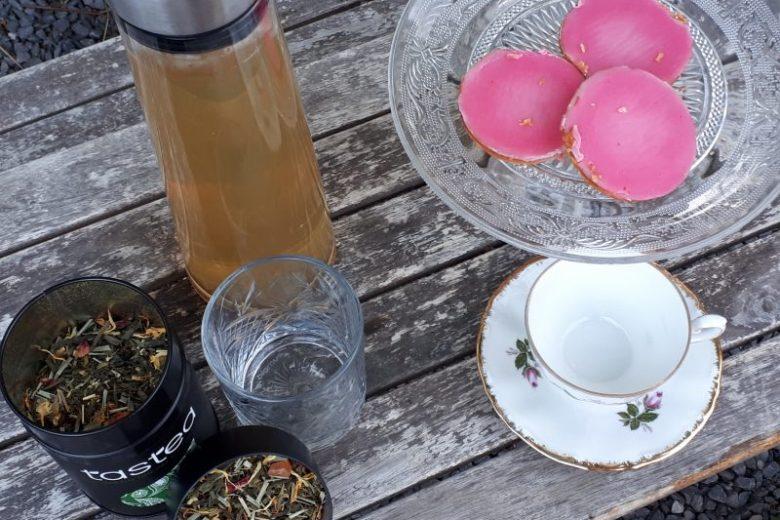 Tastea Green Dream Ice Tea review