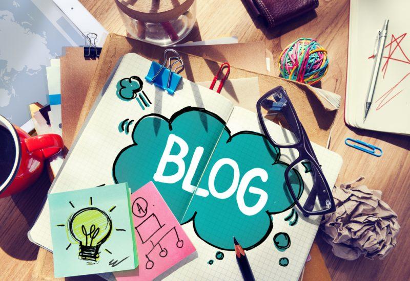 hoe begin je een blog