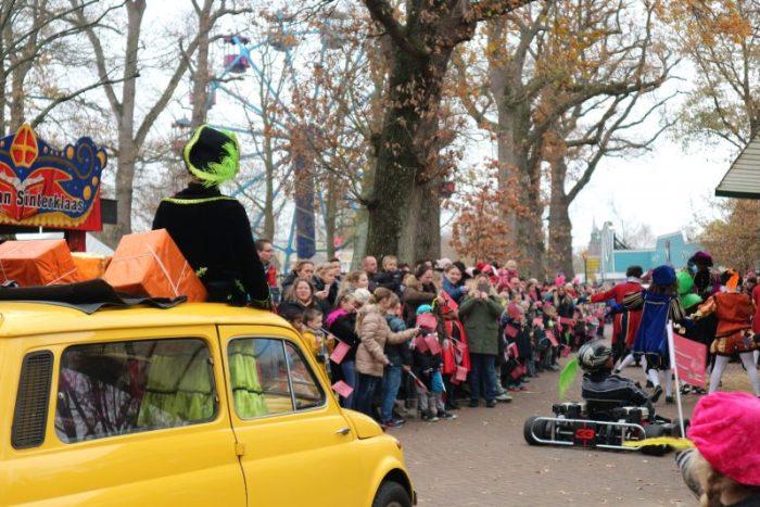 Duinrell, Landgoed van Sinterklaas 2018 Pietenparade