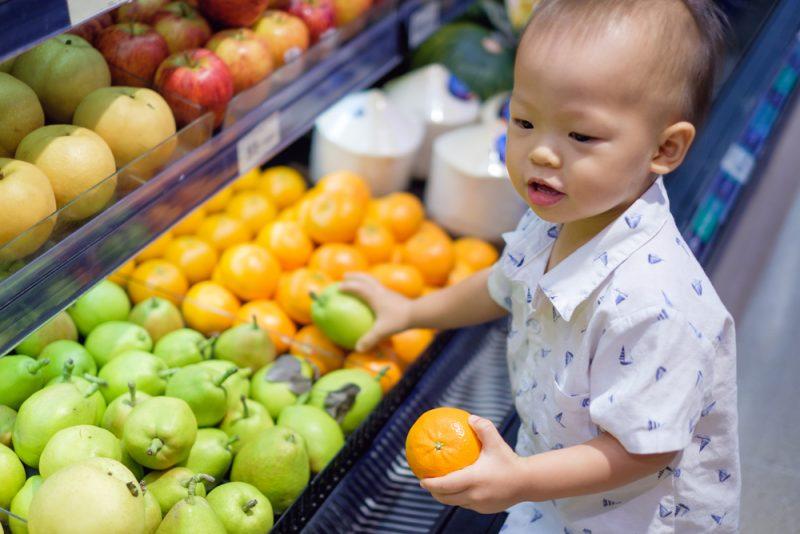 drama met peuter in supermarkt tips