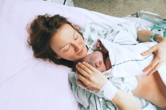 De bevallingstag