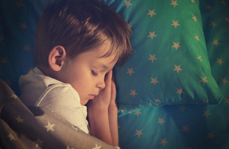 belang slaapritueel kinderen