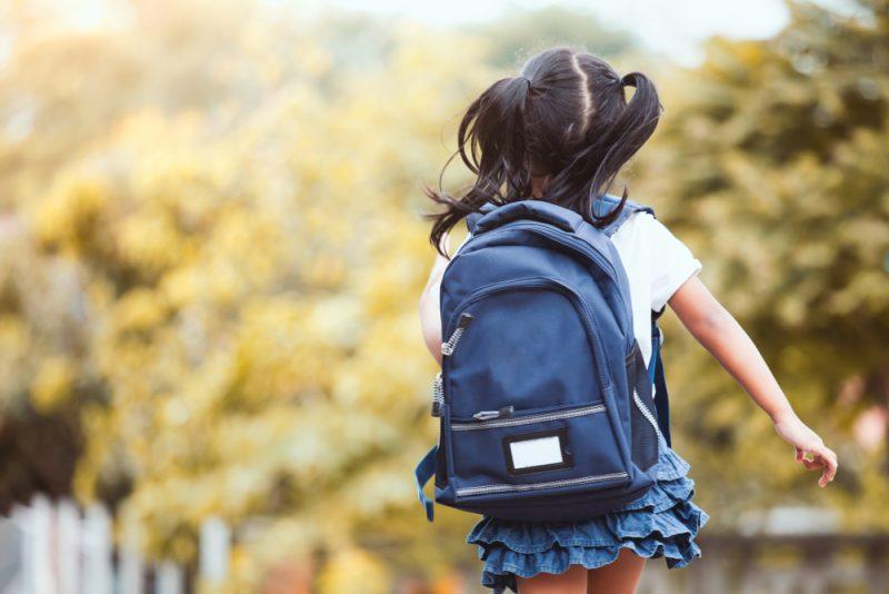 voorbereiden eerste schooldag kleuter
