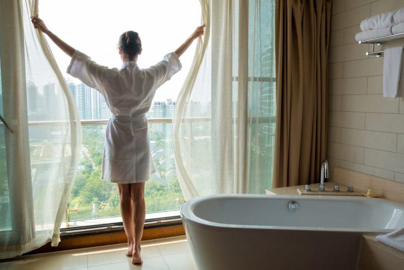 zo maak je van badkamer oase van rust