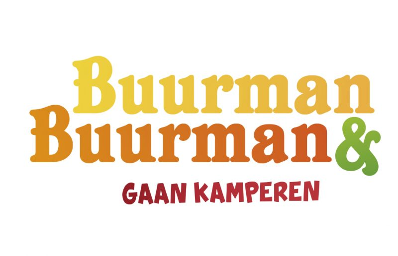 Buurman en buurman gaan kamperen review