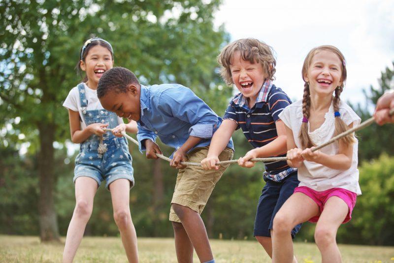 waarom sport belangrijk voor kleuters
